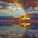 Flooded Lake Eyre